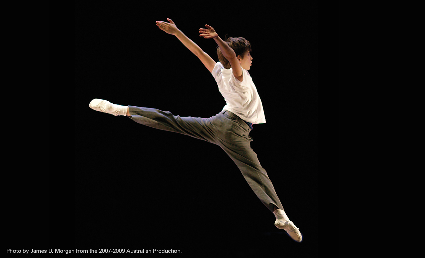 BILLY ELLIOT THE MUSICAL - Funny, gritty and heart-warming
