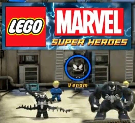 Download Lego Marvel Super Heroes PC Games