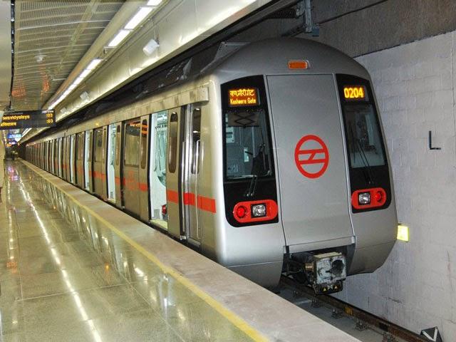 Delhi Metro- Yellow Line