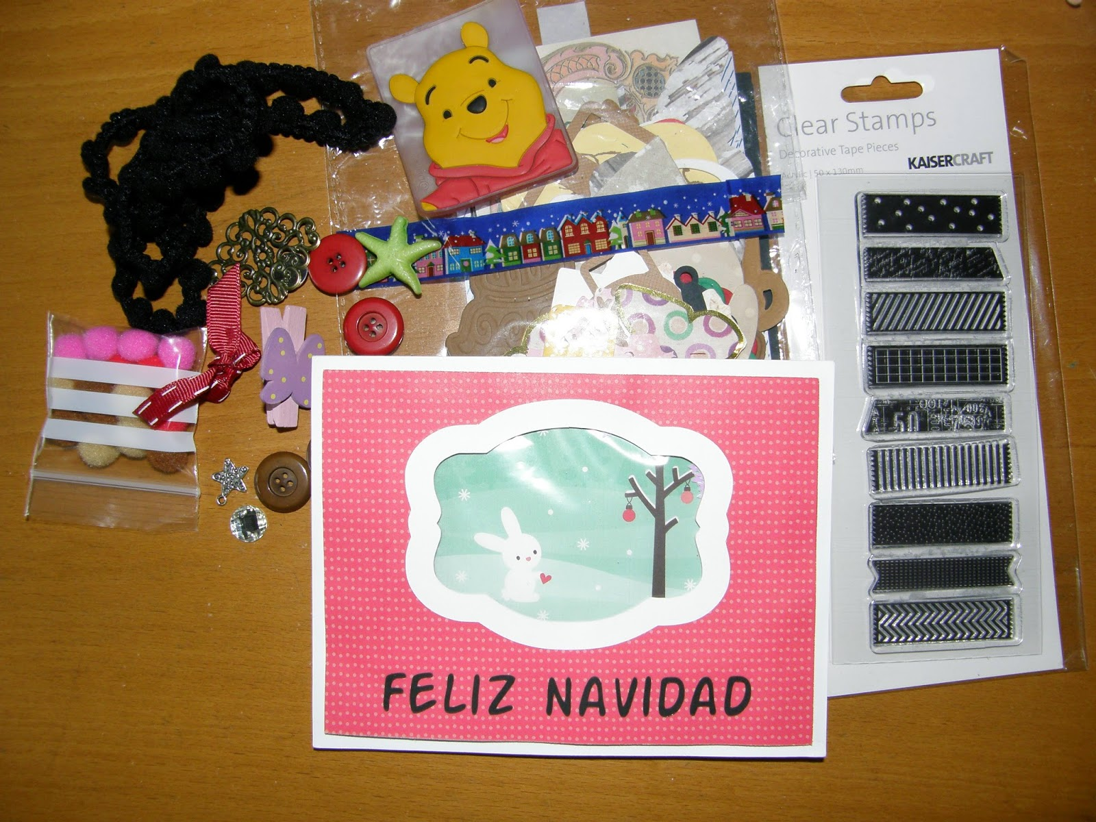 Amigo invisible navidad aprender manualidades es - Manualidades para un amigo invisible ...