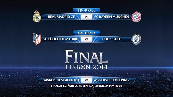 UEFA Champion League - Semifinal