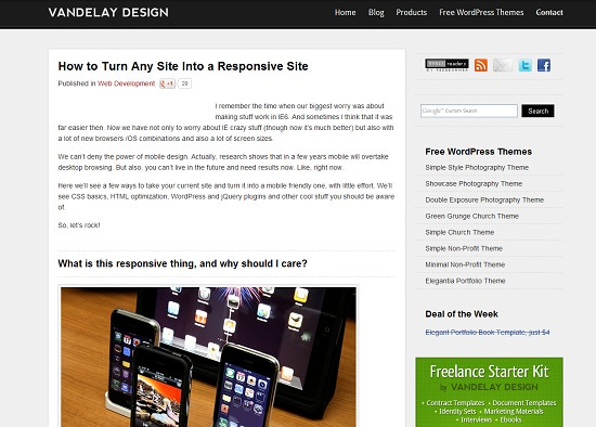 30 Useful Responsive Web Design Tutorials