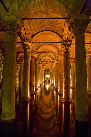 loveisspeed.......: YEREBATAN Basilica Cistern, Istanbul ......
