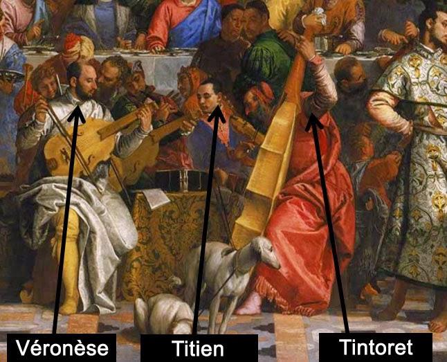 Kart A Voir N 132 Les Noces De Cana 1563 Paolo Veronese
