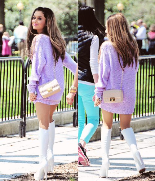 By-Evelien Inspiration - Outfits Ariana Grande