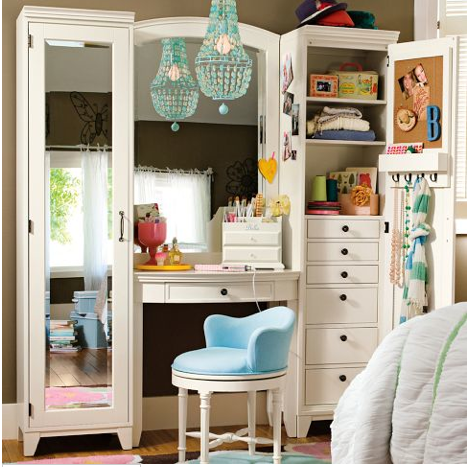 Old Fashioned Dressing Table Charmers Nooshloves