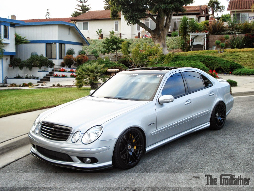 Mercedes benz w211 e55 amg tuning benztuning for Mercedes benz tuning