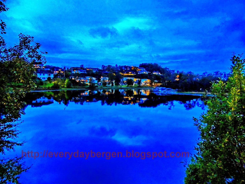 Evening on Godvik