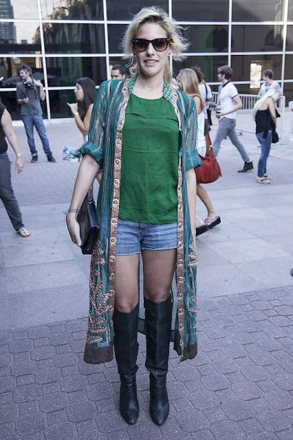 rubia mala, boots, shorts, gown, tunic, fashion