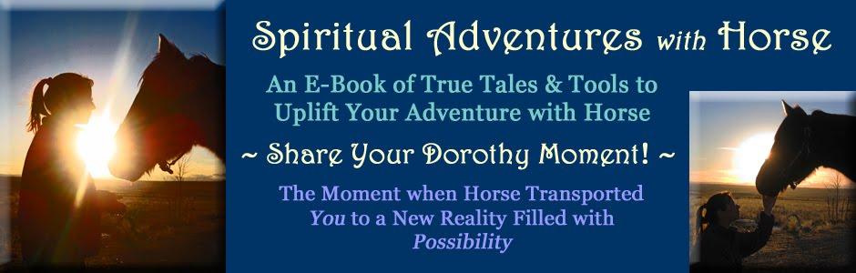 Spiritual Adventures with Horse