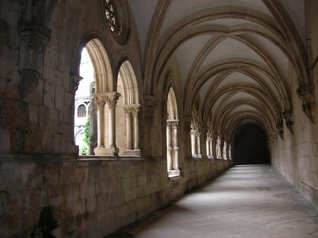 monastero di Alcobaça, portogallo