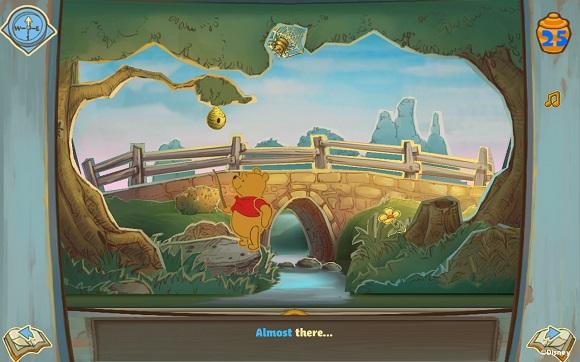 pc games download pooh bear