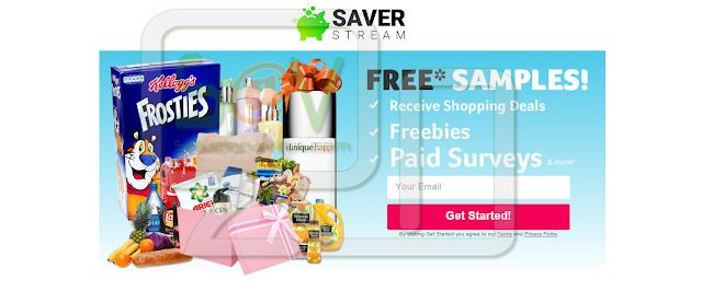 Saver Stream