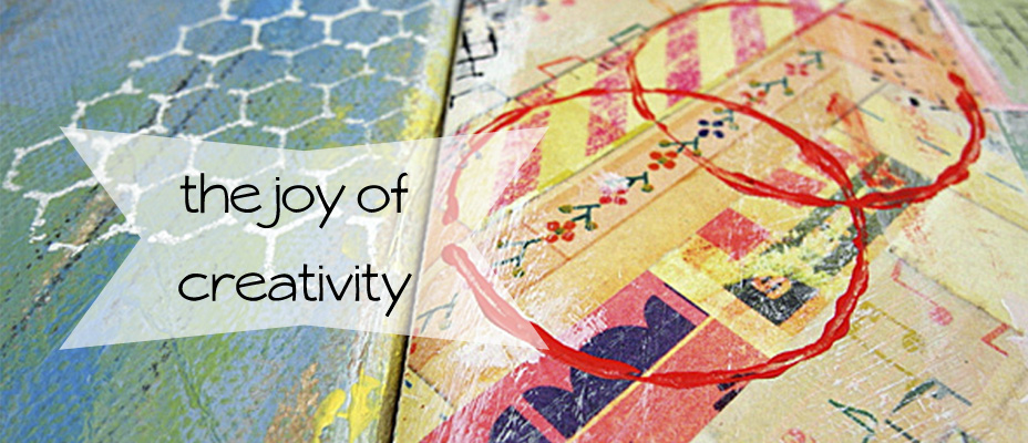 the joy of creativity