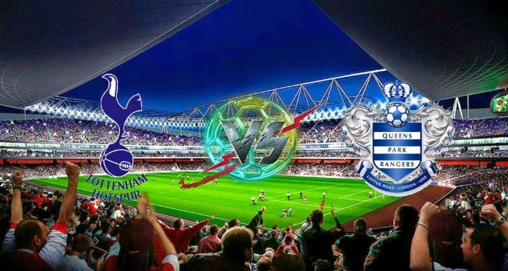 Prediksi Bola Tottenham Hotspur vs QPR 24 Agustus 2014