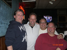 Dec. &#39;08 With his Boys @ Dickey&#39;s