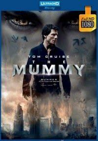 La momia (2017) 1080p Latino