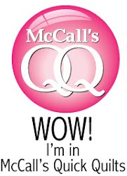 McCalls Quick Quilts, Aug/Sept. 2015