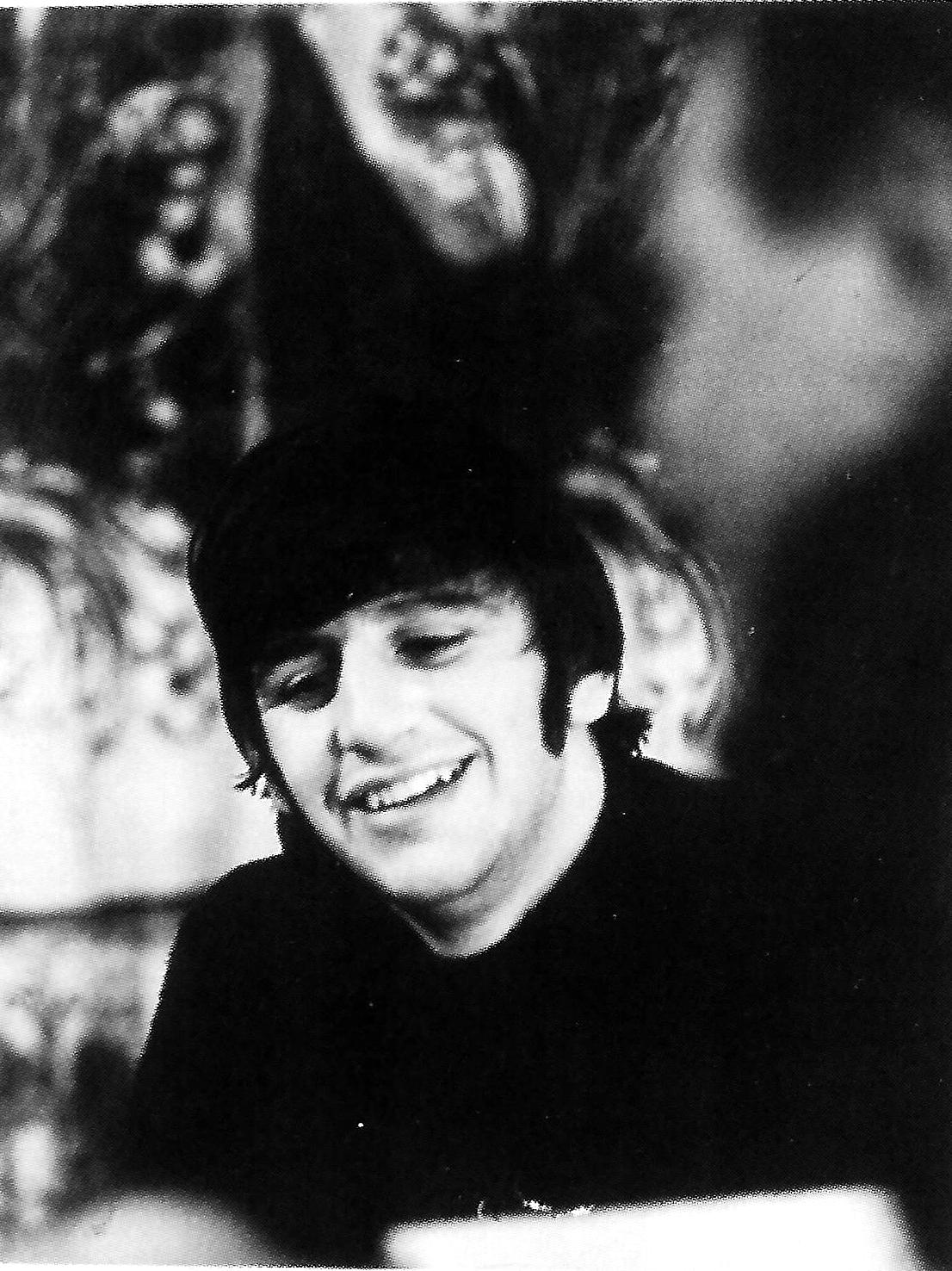 Ringo Starr Portrait By Dennis Cameron For Playboy 1965