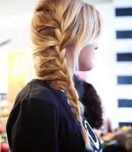tran%25C3%25A7as no cabelo modernas 260x300 Tranças   O Penteado do momento!