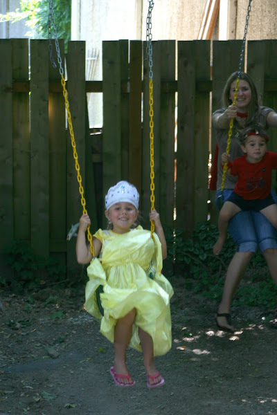 superhero party swing fun activity