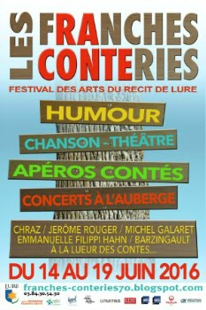 Les Franches Conteries 2016