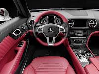 Mercedes SLK 2012 intérieur