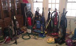 What's in Your Vacuum Room?