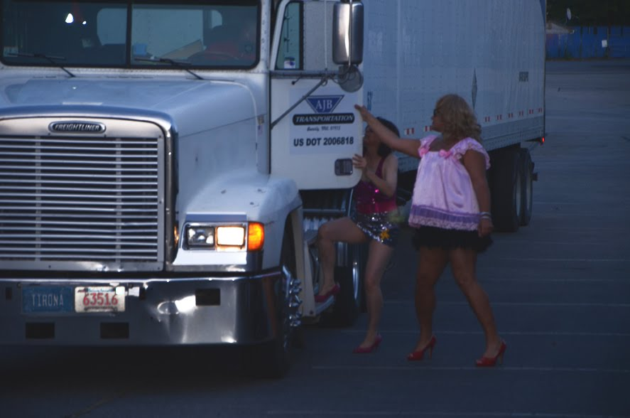 Real Truck Stop Hookers