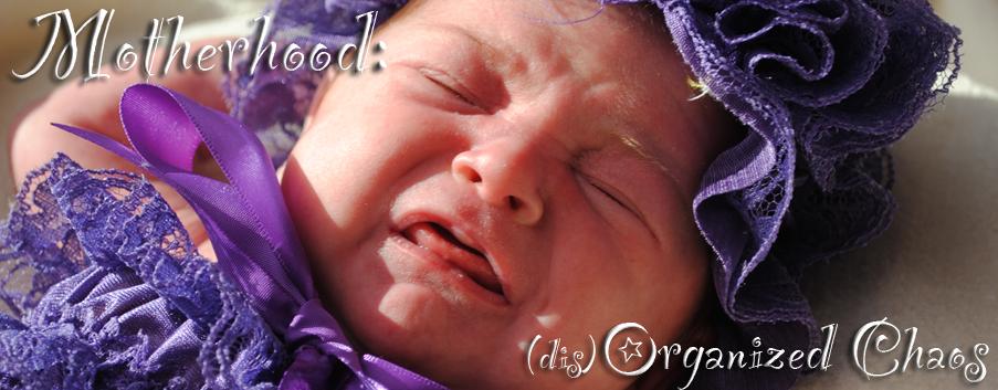 Motherhood: (dis)Organized Chaos