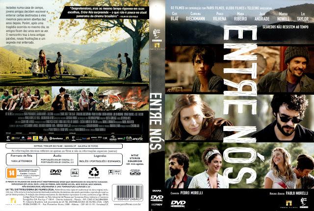 Capa DVD Entre Nós