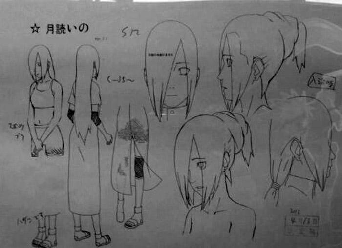 """Novidades """"Road To Ninja""""   (Scans) Ino-Drawing"""