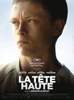 La Tête Haute - poster