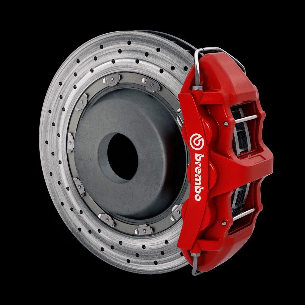 Brake Rotor Material : V ray car kit materials for ds max cg daily news