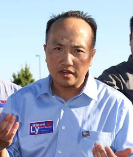RadioElkGrove Goes LIVE with Candidate Steve Ly