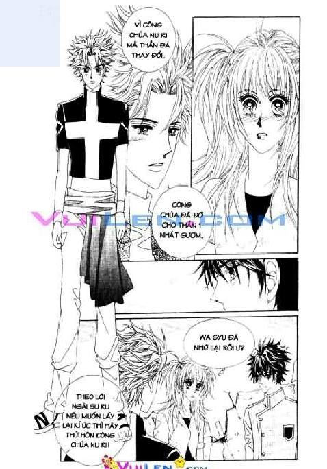 Công chúa của tôi Chapter 8 - Trang 31