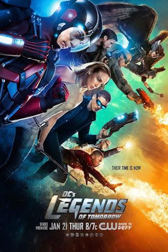Legends of Tomorrow Temporada 1 (HDTV 720p Ingles Subtitulada) (2016)