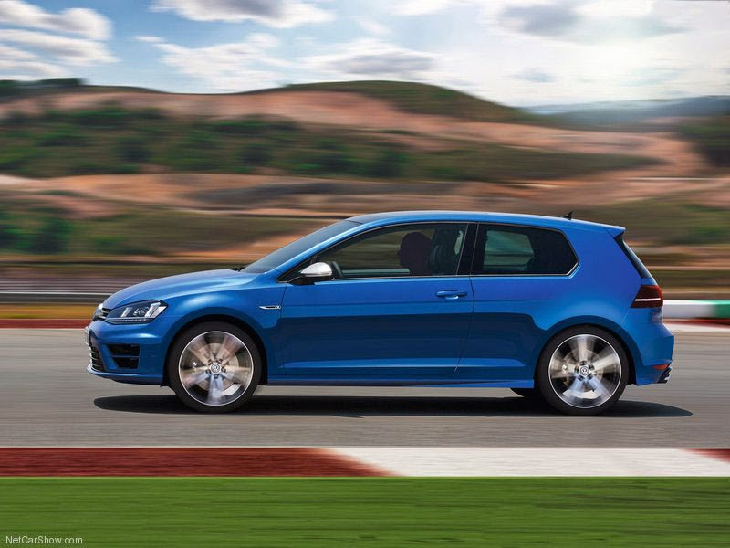 fotos VW Golf R - 2014