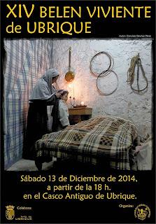Ubrique - Belén Viviente 2014