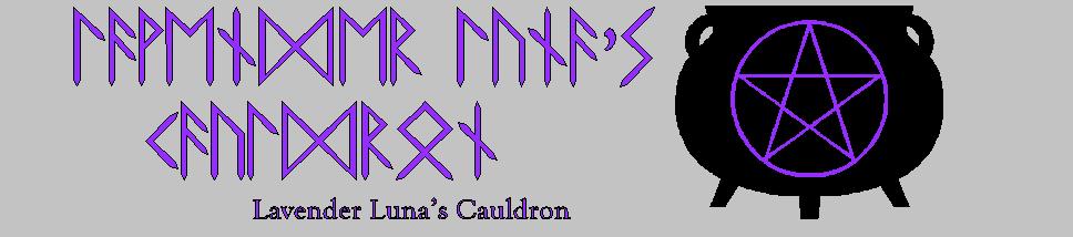 Lavender Luna's Cauldron