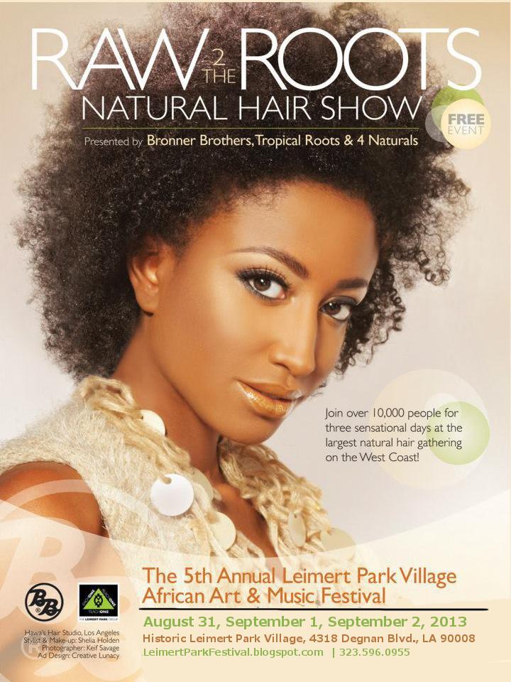 Natural Hair Salons Leimert Park