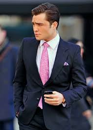 Men are sexier in suits and ties