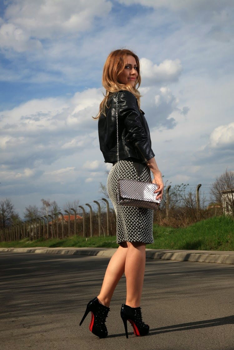 fabulous dressed anastasija from serbia