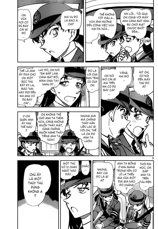 Thám Tử Lừng Danh Conan - Chapter 847 - Pic 5