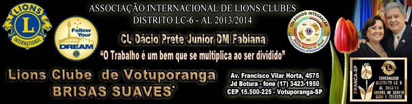 Lions Brisas Suaves