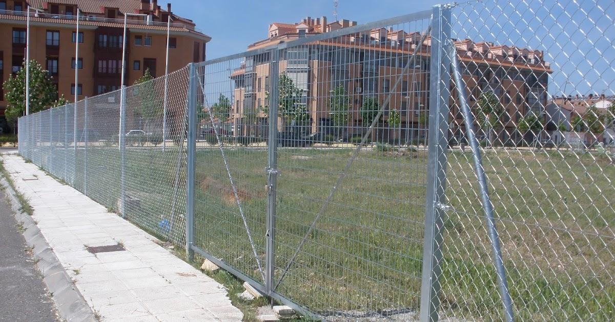 Cerramientos met licos vallas cercados postes met licos - Vallas para cercados ...