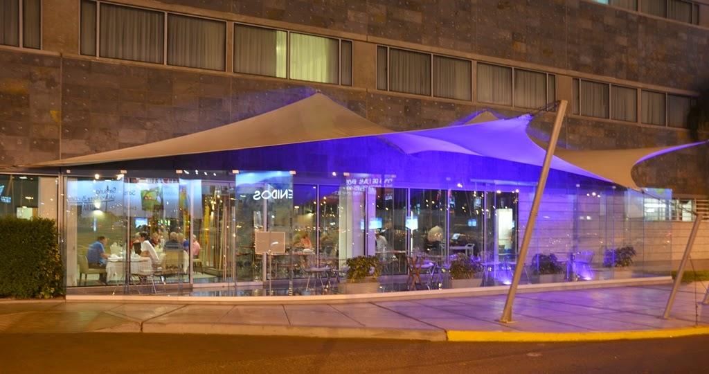Hotel Costa del Sol, Lima Airport restaurant