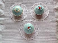 Cupcake blanco