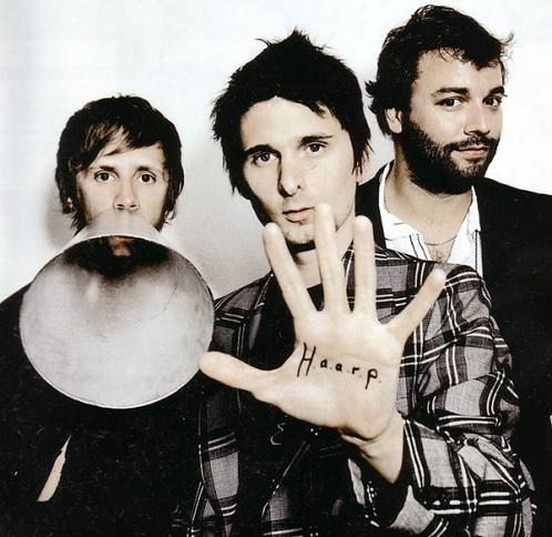 muse Muse Debut Survival On Radio 1
