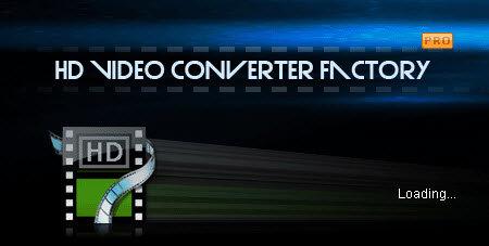 HD Video Converter Factory Pro 4